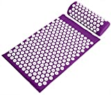 BalanceFrom Acupressure Mat and Pillow Set for Back and Neck Pain Relief and Muscle Relaxation Massage Review
