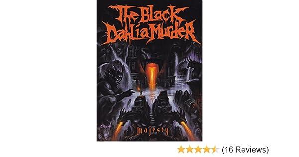 black dahlia murder majesty dvd