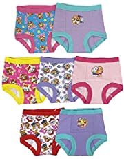 Nickelodeon Girls GTP3736 Paw Patrol Girls 7 Pack Training Pants Training Underwear - Multi