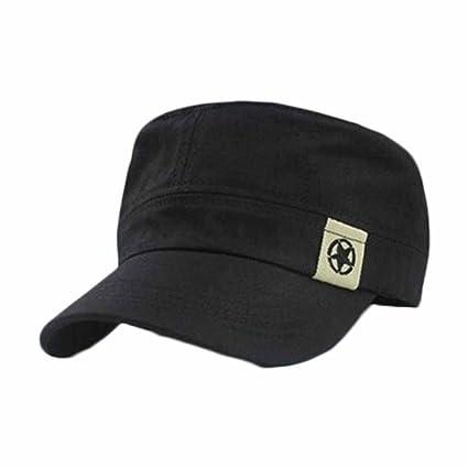 Black Military Hats