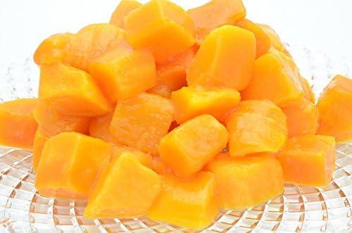 築地の王様 冷凍 マンゴー 10kg 500g×20パック 濃厚な甘さの本場タイ産のマンゴーをたっぷりと