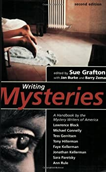 Writing Mysteries: A Handbook by the Mystery Writers of America 1582971021 Book Cover
