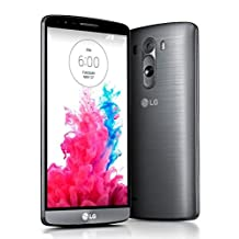 LG G3 D855 Unlocked Android Smartphone 13MP OIS Plus Camera 5.5IN 2K Quad HD IPS 32GB NFC Black