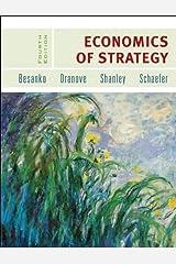 D. Besanko's D.Dranove's M. Shanley's S.Schaefer's Economics(Economics of Strategy [Hardcover])2006 Hardcover