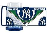 yankees crystal mug - MLB New York Yankees Freezer Mug, 16 oz, Navy