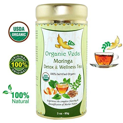 Organic Moringa Detox Wellness Loose product image