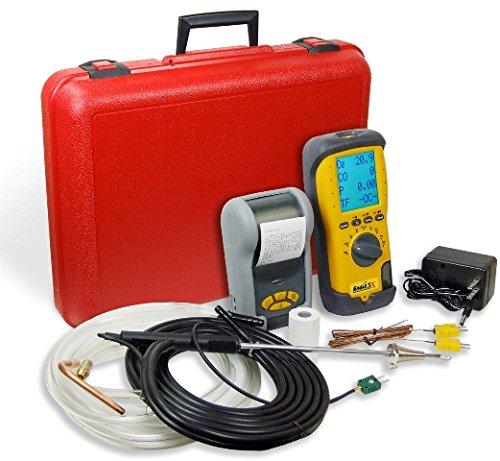 UEI Test Instruments C157KIT Portable Combustion Analyzer, NOX Sensor ()