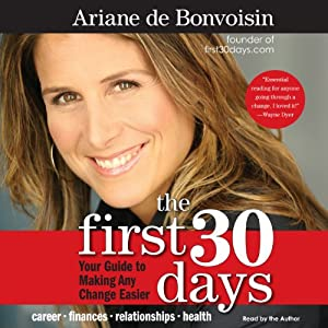 The First 30 Days Audiobook