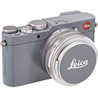 Leica D-LUX (Typ 109) Digital Camera (Solid Gray) Key Pieces Review Image