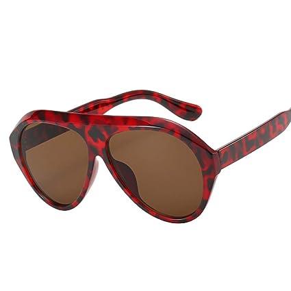 Yangjing-hl Gafas de Sol de Moda Marca de Tendencia Gafas de ...