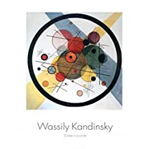 Posters: Wassily Kandinsky Poster Art Print - Circles In Circle, 1923 (39 x 28 inches)