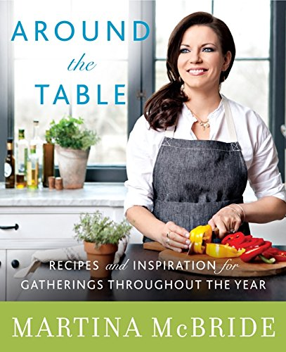 - Around the Table: Recipes and Inspiration for Gatherings Throughout the Year