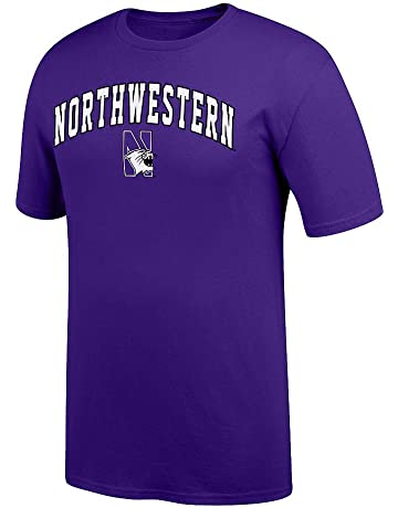 check out 9ae84 27aaf Elite Fan Shop NCAA Mens NCAA T Shirt Team Color Arch