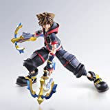 Square Enix (SQUARE ENIX) PLAY ARTS Kai KINGDOM HEARTSIII sky PVC painted action figure