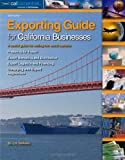 Exporting Guide for California Businesses, Dethero, J. H., 1579972535