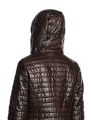 Oakwood 61677, Impermeable para Mujer marrón
