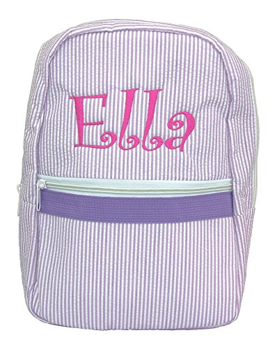 Personalized Children's Backpack (Lavender) -