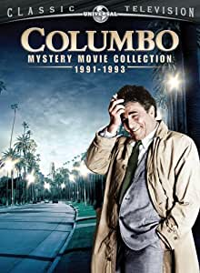 columbo mystery movie collection 19911993 amazonca