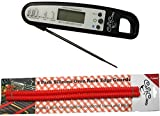 Cafe Casa Instant Read Digital Cooking Meat Thermometer and Set...