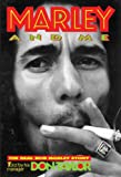 Front cover for the book Marley And Me: The Real Bob Marley Story by Don Taylor
