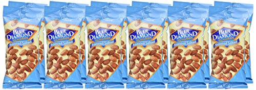 Blue Diamond Almonds, Roasted Salted, 4 oz, 12 Count by Blue Diamond Almonds (Image #1)