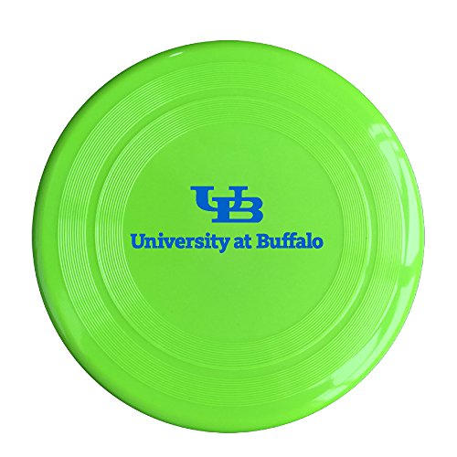 EVALY University At Buffalo Logo 150 Gram Ultimate Sport Disc Frisbee - Cruise Socks Tom