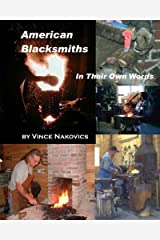 American Blacksmiths: In their own words Paperback