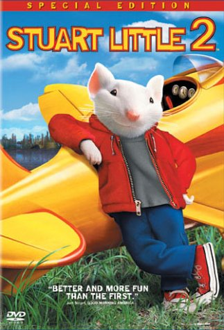 DVD : Stuart Little 2 (Full Frame, Widescreen, )