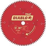 Diablo D1280X 12'' 80T Diablo™ Fine Finish Work Chop/Slide Miter Saw Blade