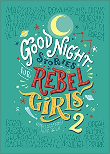 Image result for goodnight stories for rebel girls