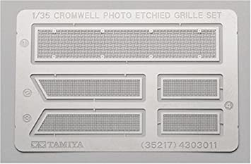 Tamiya 35222 - Fotograbado para maqueta de tanque Cromwell ...