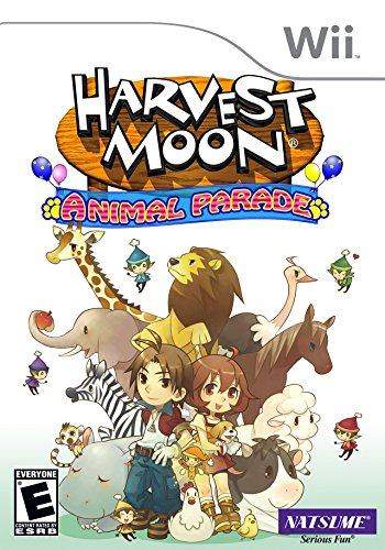 Harvest Moon: Animal Parade - Nintendo Wii by Natsume
