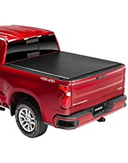 Gator ETX Soft Roll Up Truck Bed Tonneau Cover | 53106 | fits 07-13 GM Full Size 5.8' Bed | Made in The USA