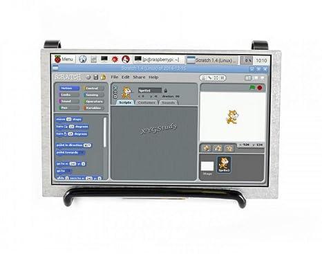 Amazon com: CooWind 5 inch IPS Display for Raspberry Pi, DPI