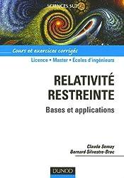Relativité restreinte : Bases et applications