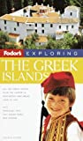 The Greek Islands, Fodor's, 0679004769