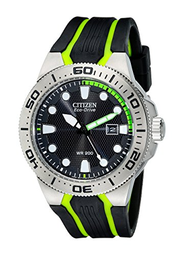 Citizen BN0090 01E Eco Drive Divers Two Tone