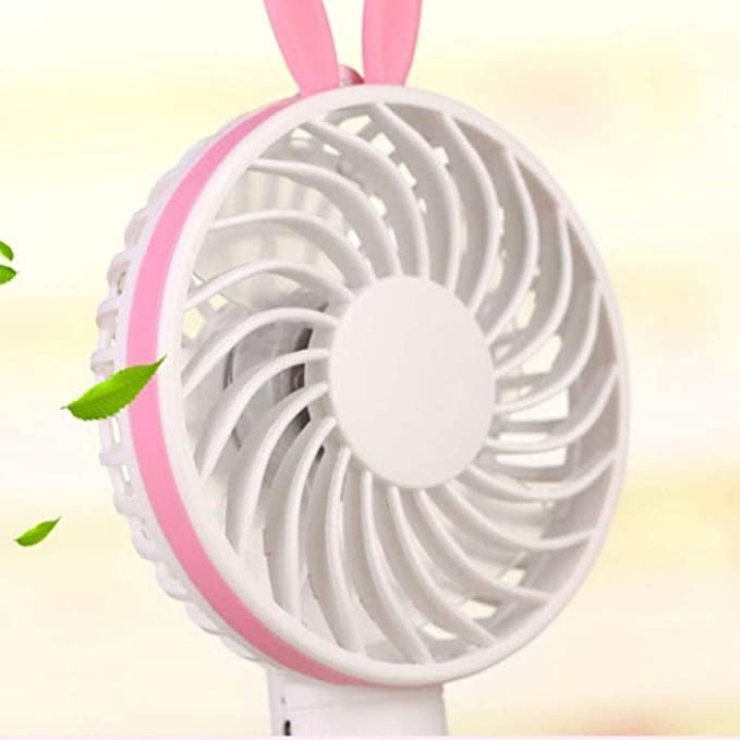 Amazon.com: Cgewl Mini USB Handheld Small Fan for Home and Office, Indoor and Outdoor Activities, Pink,Pink (Color : Blue): Home & Kitchen
