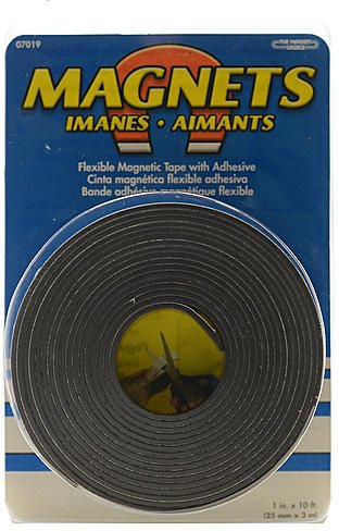 amazon com the magnet source flexible magnetic strips with