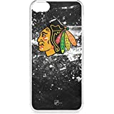 Skinit NHL Chicago Blackhawks iPod Touch 6th Gen LeNu Case - Chicago Blackhawks Frozen Design - Premium Vinyl Decal Phone Cover