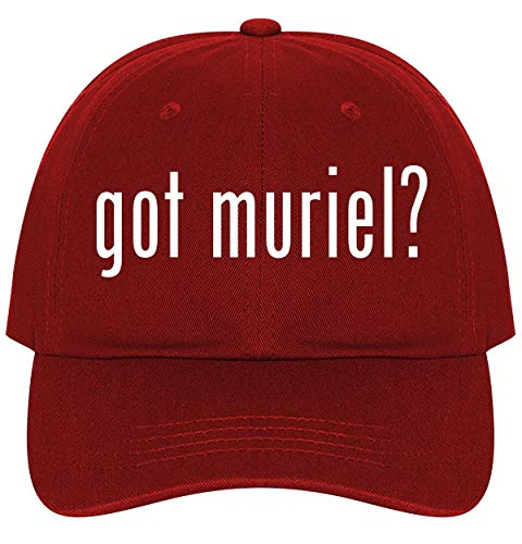 got Muriel? - A Nice Comfortable Adjustable Dad Hat Cap, Red