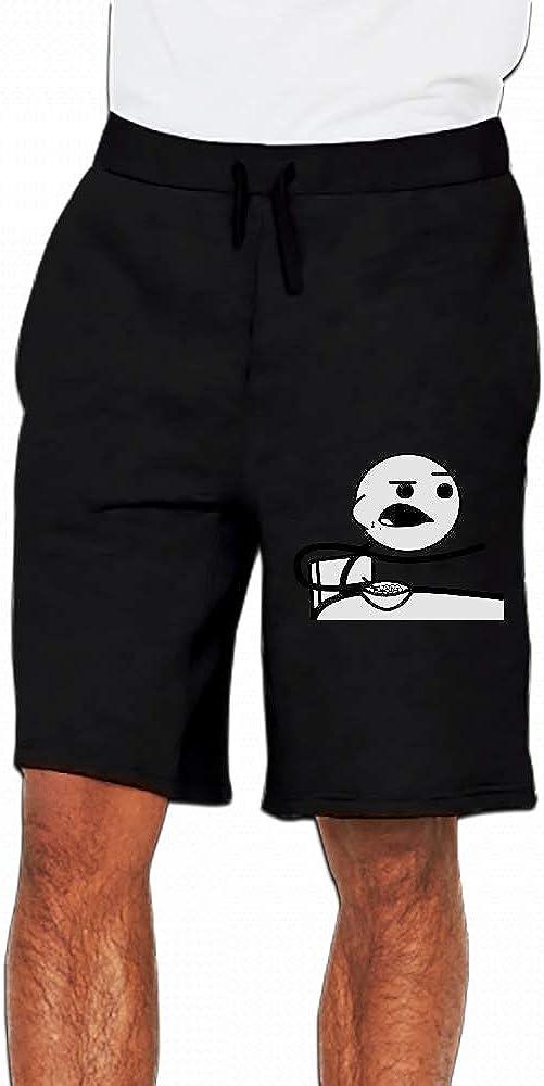 JiJingHeWang Cearalguy Mens Casual Short Trouser