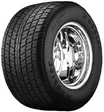 Hoosier Racing Tires Pro Street Radial Tire 29/18.5R15