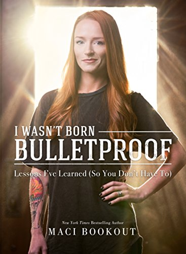 Amazon i wasnt born bulletproof lessons ive learned so i wasnt born bulletproof lessons ive learned so you don fandeluxe Choice Image
