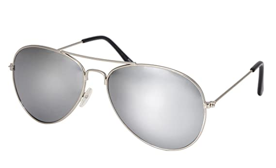 6f37c03af0 WODISON Vintage Aviator Gafas de sol Set Lente Espejo Reflectante (Verde  Mix Azul/Plata/Negro Lente): Amazon.es: Ropa y accesorios