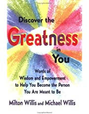 Discover the Greatness in You
