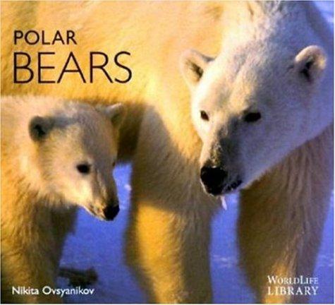 Polar Bears (Worldlife Library)