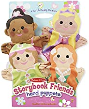 Melissa & Doug Storybook Friends Hand Pup