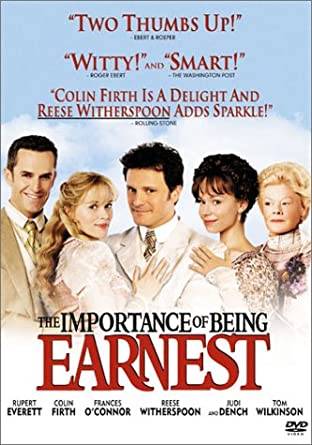 com the importance of being earnest rupert everett colin  the importance of being earnest