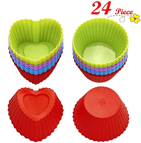 reusable cupcake liners - 4